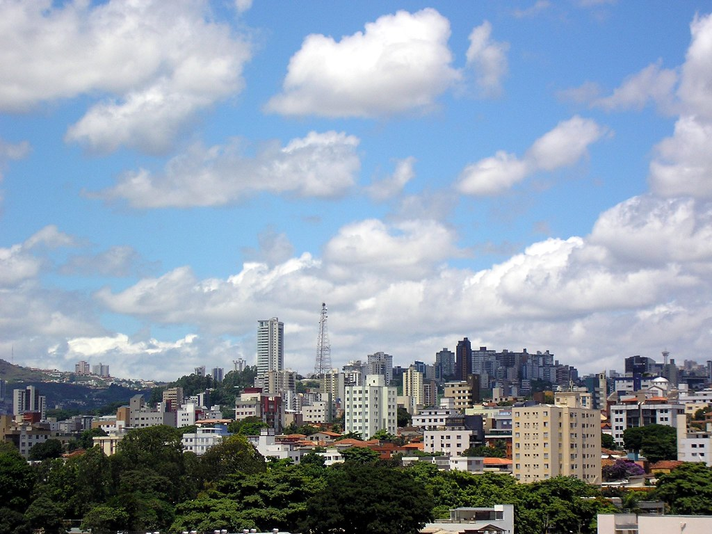 "Skyline of Belo Horizonte. Attribution: <p style=""font-size: 0.9rem;font-style: italic;""><a href=""https://www.flickr.com/photos/96199312@N00/412925716"">""Belo Horizonte 03-03-2007 002.jpg""</a><span>by <a href=""https://www.flickr.com/photos/96199312@N00"">tuliom</a></span> is licensed under <a href=""https://creativecommons.org/licenses/by-nc/2.0/?ref=ccsearch&atype=html"" style=""margin-right: 5px;"">CC BY-NC 2.0</a><a href=""https://creativecommons.org/licenses/by-nc/2.0/?ref=ccsearch&atype=html"" target=""_blank"" rel=""noopener noreferrer"" style=""display: inline-block;white-space: none;opacity: .7;margin-top: 2px;margin-left: 3px;height: 22px !important;""><img style=""height: inherit;margin-right: 3px;display: inline-block;"" src=""https://search.creativecommons.org/static/img/cc_icon.svg"" /><img style=""height: inherit;margin-right: 3px;display: inline-block;"" src=""https://search.creativecommons.org/static/img/cc-by_icon.svg"" /><img style=""height: inherit;margin-right: 3px;display: inline-block;"" src=""https://search.creativecommons.org/static/img/cc-nc_icon.svg"" /></a></p>"